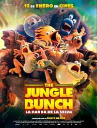 THE JUNGLE BUNCH (LA PANDA DE LA SELVA)